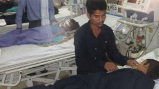گورکھپور کا بی آر ڈی میڈیکل کالج ہسپتال