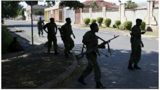 Au total, 23 militaires et policiers burundais ont arrêtés à Bujumbura, durant ces dernières semaines.