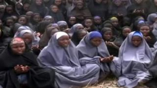 'Yan matan sakandaren Chibok