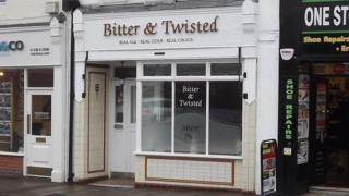 Bitter & Twisted micro-pub