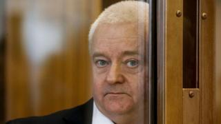 Frode Berg in court, 16 Apr 19
