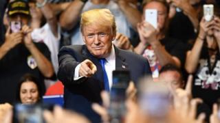 ترامپ قبلا هم برای دیدار با همتای ایرانی خود ابراز آمادگی کرده بود