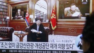 رهبر کره شمالی از ادامه تحریم ها ناراضی است