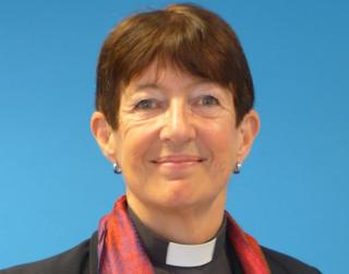 The Right Reverend Christine Elizabeth Hardman