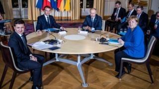 Ukrayna'daki çatışmaların başlamasından beş yıl sonra Fransa, Almanya, Ukrayna ve Rusya liderleri bir çözüm aramak için bu ay bir araya geldi