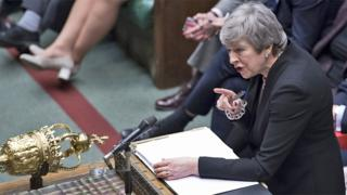Brexit: Theresa May warned dozens of Tories could rebel over no-deal