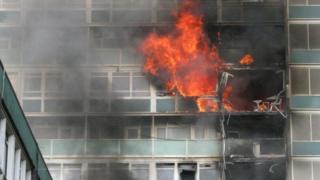 Fire at Lakanal House