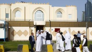 دفتر طالبان در دوحه