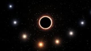 แสงจากดาวฤกษ์ S2 เปลี่ยนเป็นสีแดง ขณะเข้าใกล้หลุมดำมวลยิ่งยวด