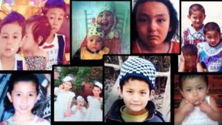 هزاران کودک اویغور برای مهندسی فرهنگی به مراکز شبانه روزی فرستاده شده اند