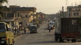 Oju popo ni orilẹede Ghana