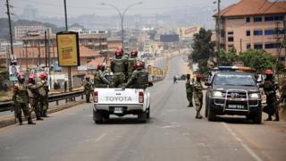 Uganda ta haramta bara a Kampala