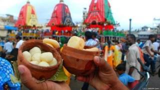 रसगुल्ले, पश्चिम बंगाल, ओडिशा, मुख्यमंत्री ममता बनर्जी