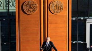 اردوغان المان