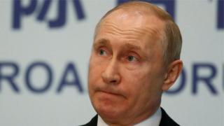 "Perezida Vladimir Putin w'Uburusiya yavuze ko igifungo cyahawe Maria Butina giteje ""uburakari"""