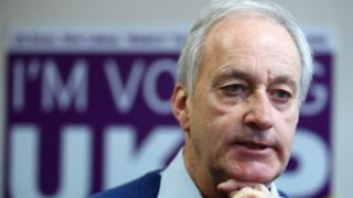 UKIP politician Neil Hamilton