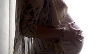 Pregnancy file picture