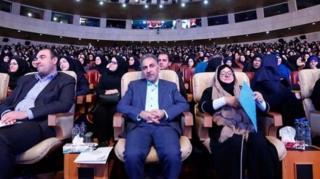 همایش زنان شهرداری با حضور آقای نجفی در سالن همایشهای میلاد برگزار شد