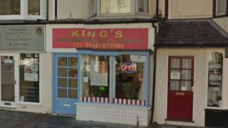 Stephen Kotkowicz died after choking on his chicken dinner at King's Takeaway