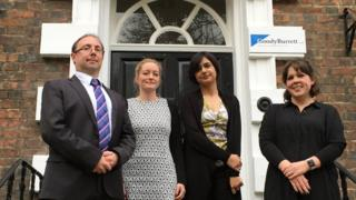 Solicitors at Goody Burrett law firm