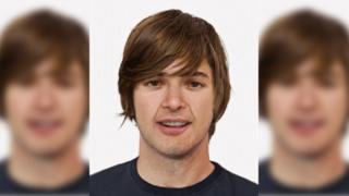 Aged image of Andrew Gosden