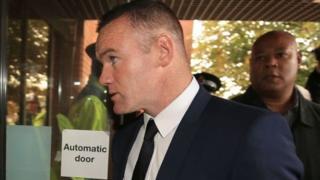 Wayne Rooney na isa kotun Majistare ta Stockport