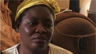Wife of Ogar Jumbo
