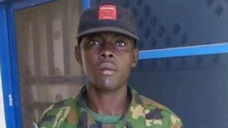 Bashir Umar wanda ya tsinci makudan kudi a yayin da yake sintiri