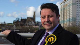 Phil Boswell MP