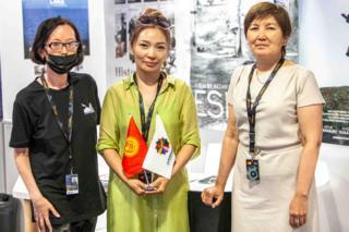 Канн кинофестивалындагы алгачкы кыргыз киночуларынын көргөзмөсү, 2021