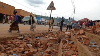 RDC: inquiétude sur la fréquence des tremblements de terre