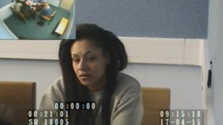 Natasha Capell police interview