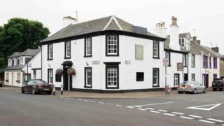 Mertio pub Dunlop