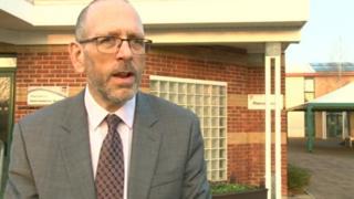 Tim Gilson, of Malmesbury School