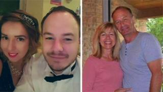 The Stephensons - Maryanne, Adam, Sheralyn and Bryan