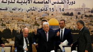 اجتماعات الدورة الثامنة والعشرين للمجلس المركزي الفلسطيني