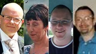 People missing after Bosley explosion