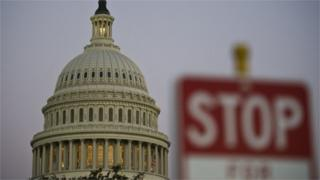 تصویر آرشیوی از کنگره آمریکا