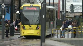 Piccadilly tram