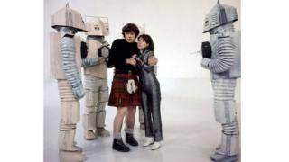 BBC科幻电视剧《神秘博士》里的盗梦故事