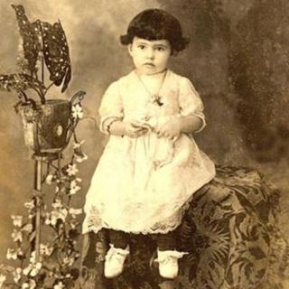 Irmã Dulce na infância