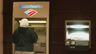 Man trapped in Texas cash machine