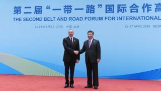 İlham Əliyev, Çin, İpək Yolu