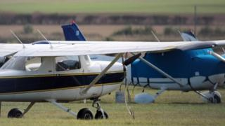 Call to save military airfields from closure
