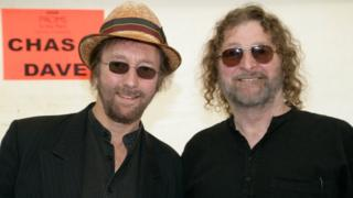 Chas and Dave in 2006