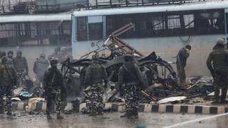 Conflicto en Cachemira.