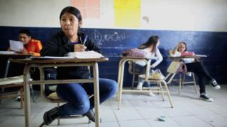 aula argentina