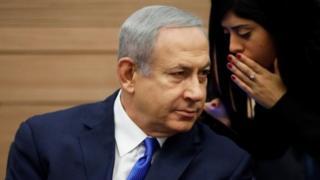 مكتب نتنياهو يسرب فيديو لوزراء خارجية عرب يدافعون عن إسرائيل ويهاجمون إيران