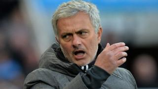 Jose Mourinho frustrated as Man Utd lose to Newcastle