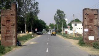 Raipur majri village